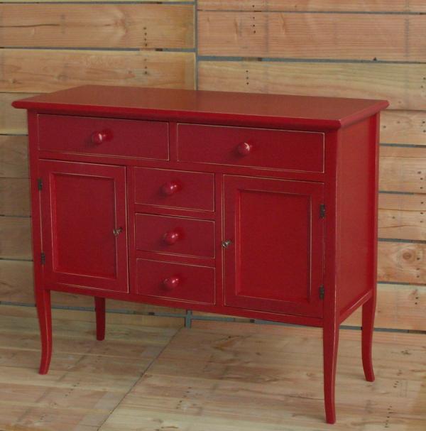 Mobili shabby castagnetti c mobili decorati for Arredamento alternativo